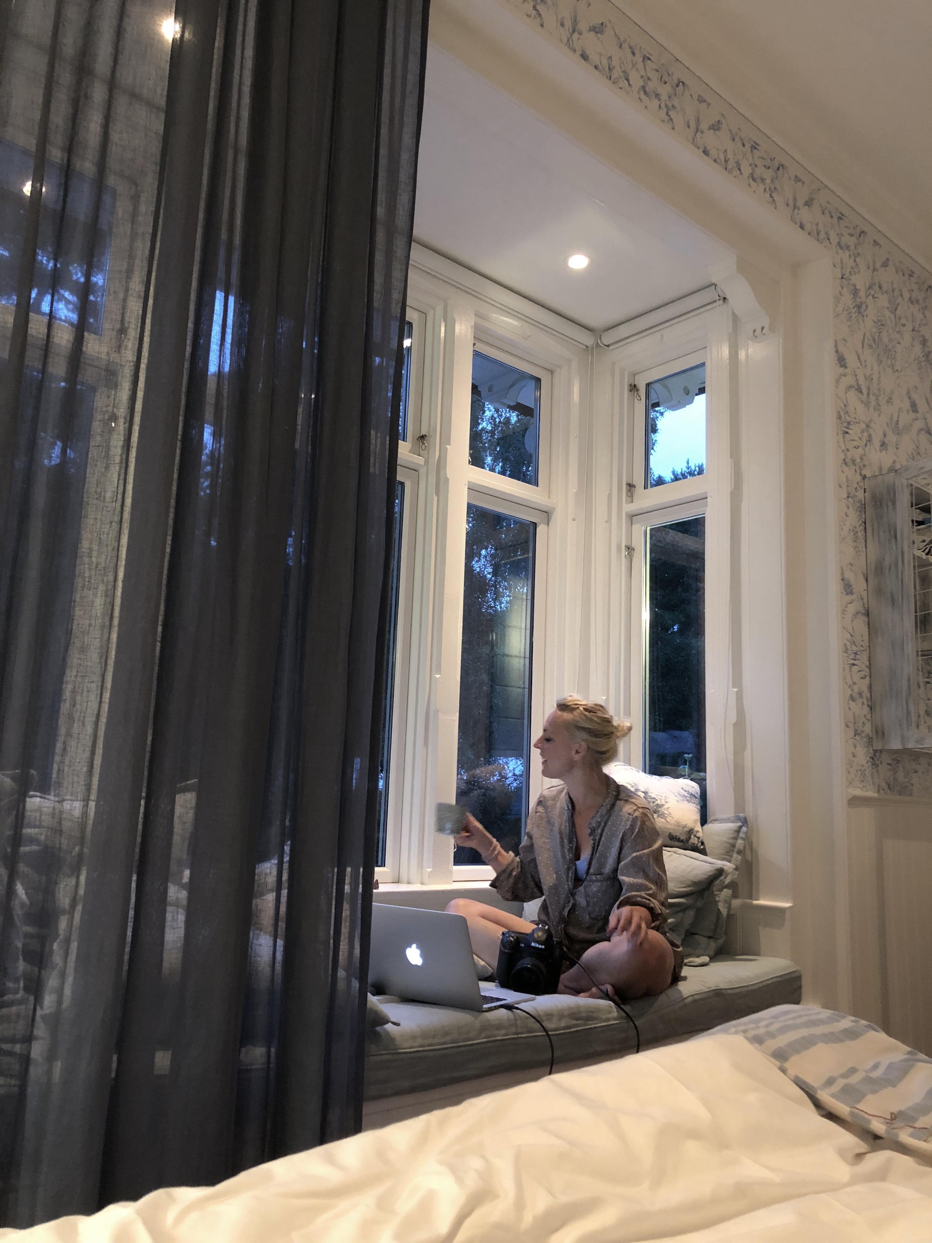 Bloggar på bästa platsen. Om livet, semester och om hjärtats ton. Rebecca Wallin på Villa strandvägen i Ystad.