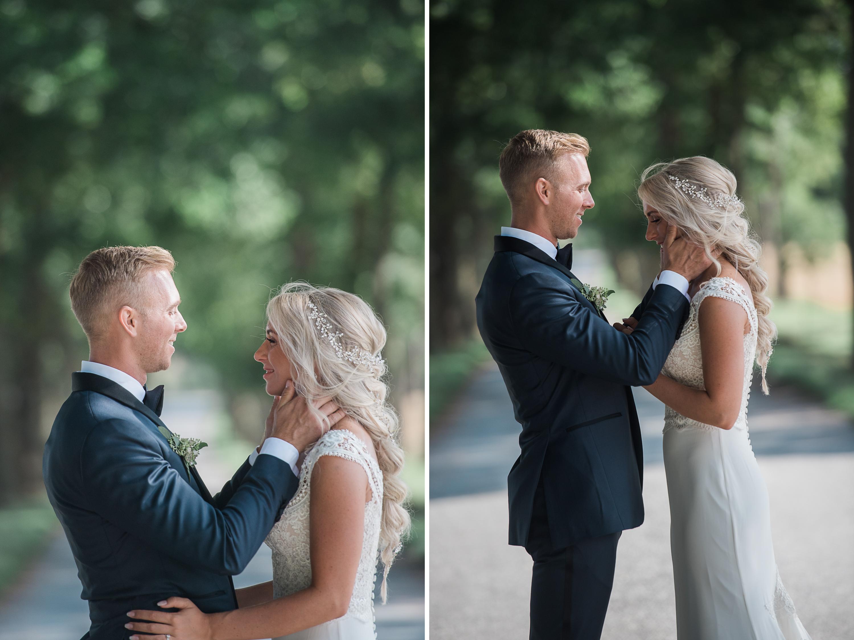 Bröllop på Villa Aske, Stockholm
